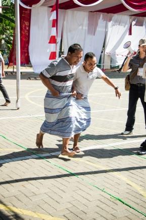 Balap Sarung / Sarung Race