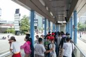 TransJakarta Bus Stop