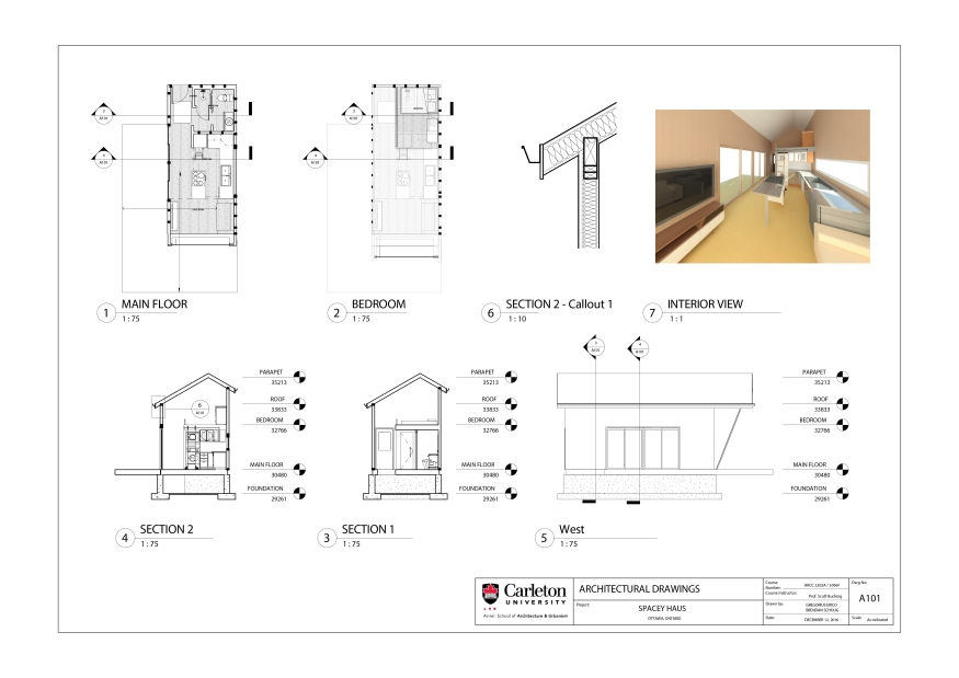 TINY HOUSE ARCHITECTURAL DRAWINGS-01